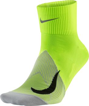 Nike Elite Lightweight Quarter Amarillo