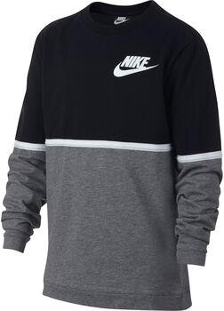 08a67f7b7 Nike Camiseta Sportswear Advance 15 Crew niño