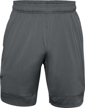 Under Armour Pantalón corto de entrenamiento Stretch hombre Gris