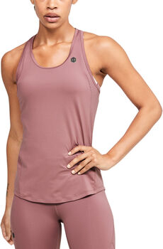 Under Armour Camiseta de tirantes UA Rush mujer