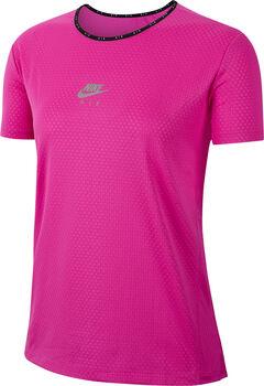 Nike Camiseta de running Air mujer Rosa
