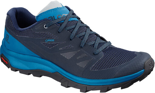 Salomon - OUTline GTX® Navy - Hombre - Zapatillas trekking y senderismo - 41dot5