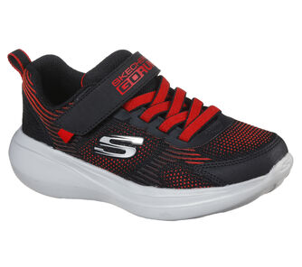 Sneakers Go Run Fast