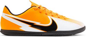 Nike BotaVAPOR 13 CLUB IC niño Naranja