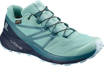 Salomon SENSE RIDE 2 GTX INVIS FIT mujer