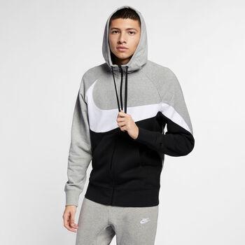 Nike M NSW HBR HOODIE FZ FT STMT hombre Gris