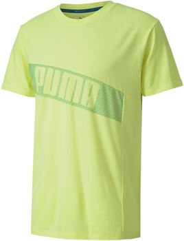 Puma Camiseta de manga corta training Graphic hombre
