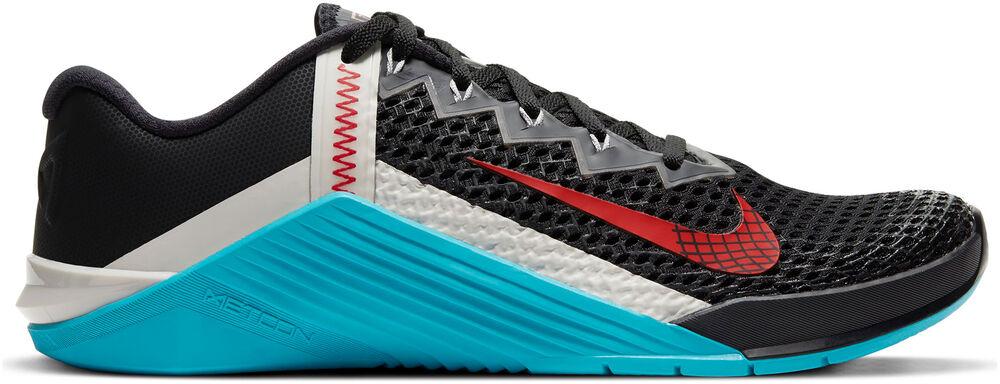 Nike -  Metcon 6 - Hombre - Zapatillas Fitness - Gris - 41