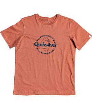 Quiksilver Camiseta Manga Corta Words Remainy II niño