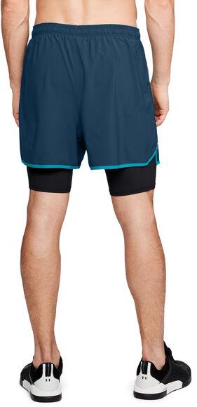 Pantalón corto Qlifier 2-en-1 para hombre