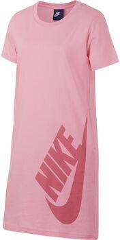 Nike Nsw DRESS TSHIRT niña Rosa