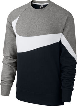 Camiseta Nike Sportswear Crew  hombre Negro