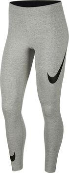 Nike Mallas Sportswear Leg-A-See Swoo mujer Negro