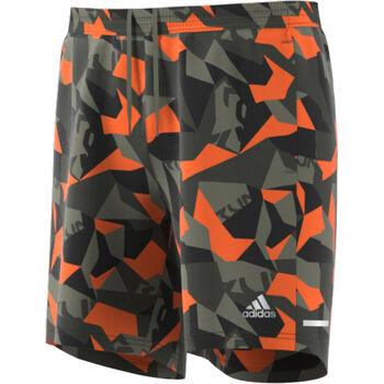 adidas Pantalón corto Run It Camouflage hombre