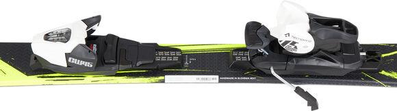 Esquí XT TEAM ET 150+J LW55 J2 80 GW