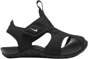 Nike Sandalias Sunray Protect 2 (TD) Negro