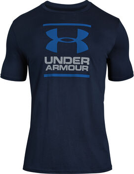 Under Armour Camiseta m/c GL Foundation SS T hombre Azul
