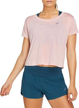 ASICS Camiseta Race Crop SS mujer