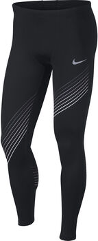Nike m nk run tight gx hombre Negro
