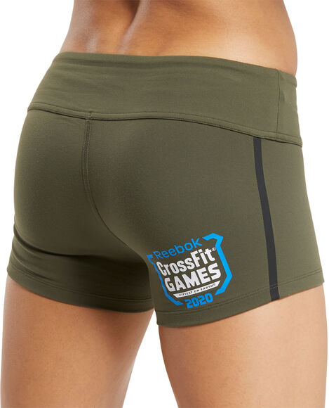 Mallas Crossfit® Games Chase Solid Booty