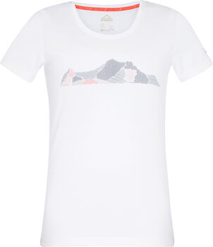 McKINLEY Camiseta manga corta Rakka mujer Blanco
