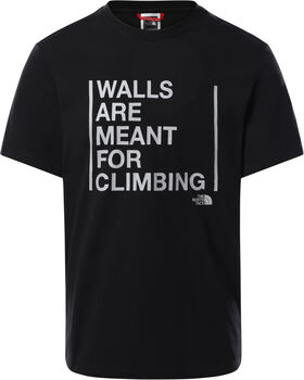 The North Face Camiseta manga corta Walls Climb hombre