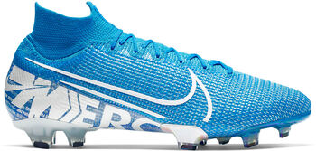 Nike Bota SUPERFLY 7 ELITE FG hombre Gris