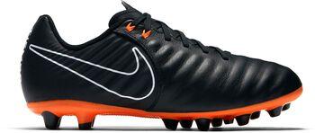 Botas fútbol Nike Tiempo Jr Legend 7 Academy AG-PRO Niños Negro