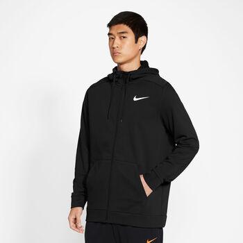 Sudadera con capucha y cremallera Nike Dri-FIT hombre Negro