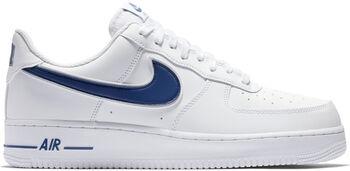 Nike Zapatillas Air Force 1 '07 3 hombre Blanco