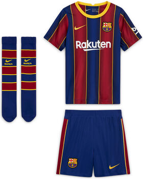 Nike Equipación FC Barcelona Local KIT Azul