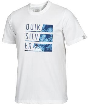 Quiksilver Camiseta FLAXTONWORDUPCA hombre