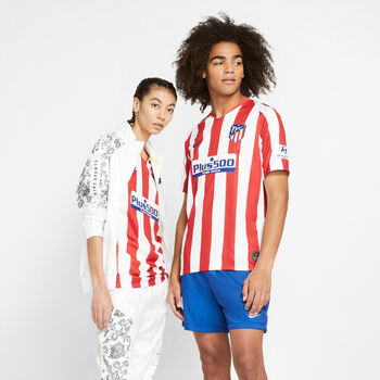 Nike Breathe Atletico Madrid Stadium Home Soccer hombre Rojo