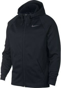 Nike Sudadera M NK THRMA HD FZ hombre Negro