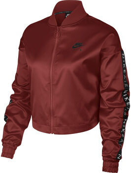 Nike ChaquetaNSW AIR TRK JKT SATIN mujer