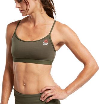 Reebok Sujetador de medio impacto CrossFit® Skinny Strap Read mujer