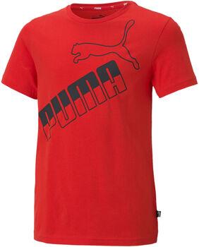 Puma Camiseta manga corta Amplified Logo niño
