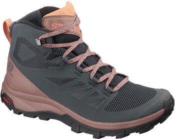 Salomon OUTline Mid GTX mujer