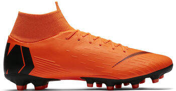 Botas fútbol Nike Mercurial Superfly 6 Pro AGPRO hombre Naranja