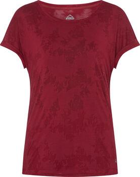 McKINLEY Camiseta Manga Corta Marys III Wms mujer Rojo