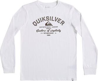 Camiseta de manga larga creator of simplicity