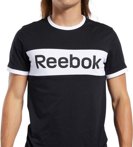 Camiseta Training Essentials Linear Logo