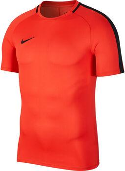 Camiseta fútbol Nike DRY TOP SS ACDMY hombre Rojo