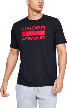 Under Armour Camiseta m/c TEAM ISSUE WORDMARK SS hombre Negro