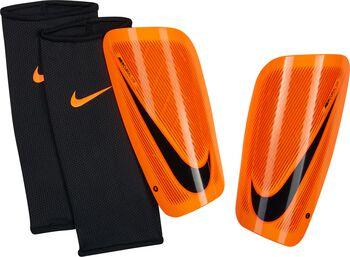 Espinilleras fútbol Nike Mercurial Lite Naranja