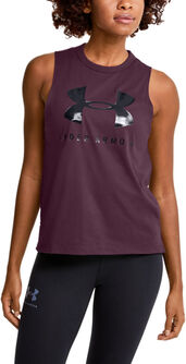 Top SPORTSTYLE GRAPHIC MUSCLE TANK