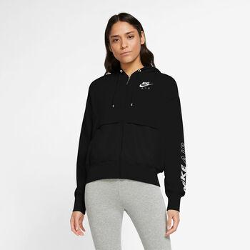 Sudadera con capucha y cremallera Nike Air mujer