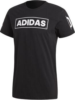 adidas Adi 360 Camiseta Manga Corta Hombre Negro