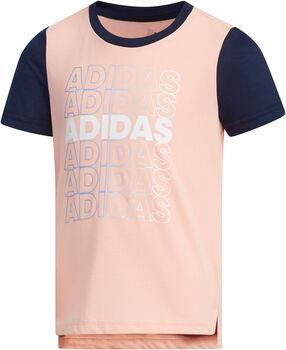 ADIDAS Camiseta m/c LG COT TEE niño
