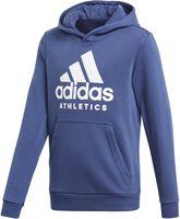 Adidas Sport ID Hoodie Niño Azul